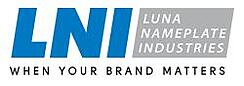 Luna Nameplate Industries lgo